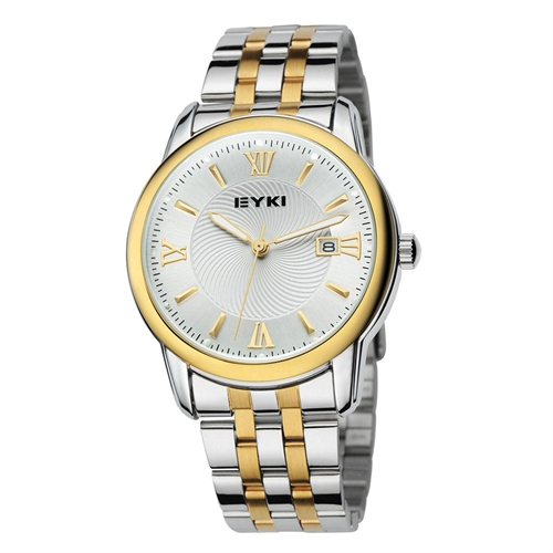 Eyki Delight Silver and Gold