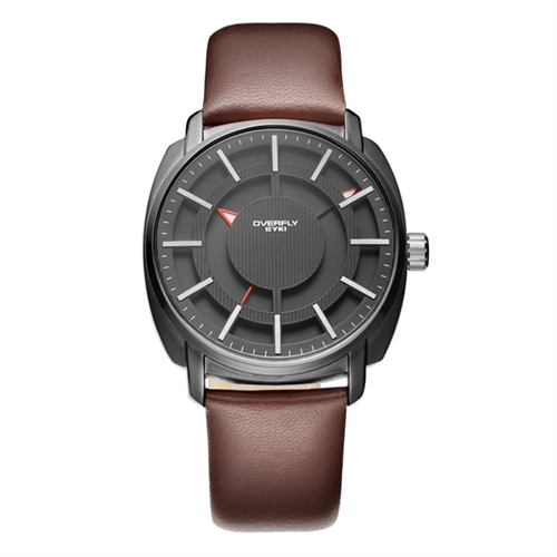 EYKI Overfly Time Black Brown