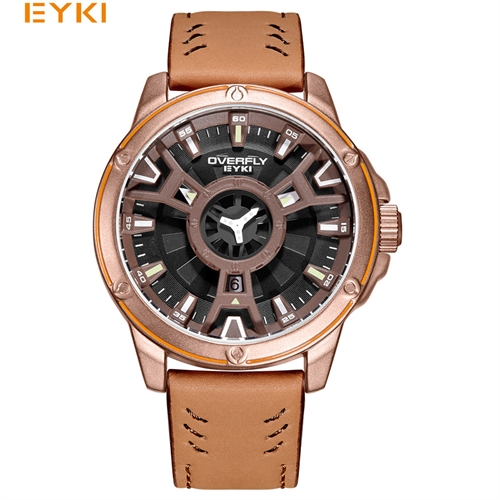 EYKI Overfly Excellent Brown
