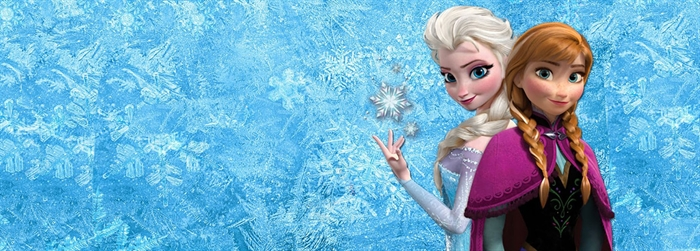 Disney Frozen - Elsa Lisa