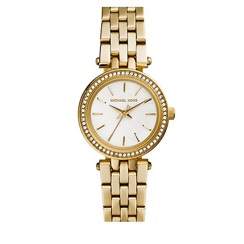 MICHAEL KORS MK3325 - Gold Stainless Steel