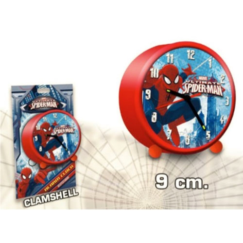 Spiderman - Vækkeur - Alarm Clock